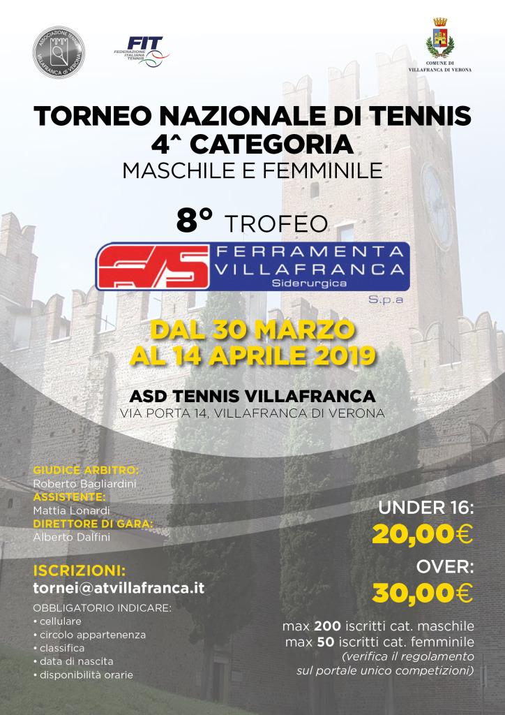 ASD Tennis Villafranca - locandina_torneo 4^ categoria_2019.doc