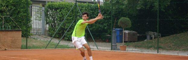 Davide Bertucci si aggiudica il suo primo torneo di 4^ categoria !!!!!