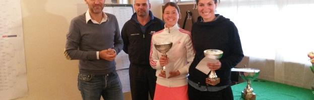 4° TROFEO FERRAMENTA VILLAFRANCA spa – Torneo di 4^ categoria Maschile e Femminile dal 11 al 26 aprile 2015