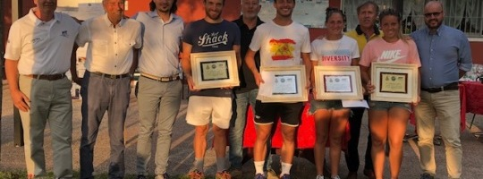A Ghedin e Di Palma l'Open 2018