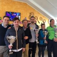 Molinari e Wiese vincitori dell'8° trofeo Ferramenta Villafranca