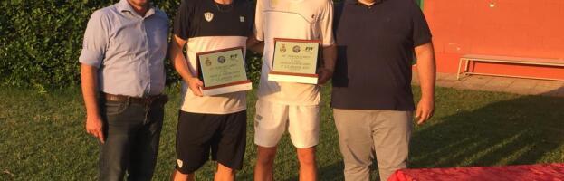 Pozzani e Visentin campioni all'Open 2019