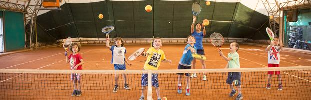 Pronta alla partenza la Scuola Tennis 2019-2020